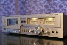 Nordmende CD-1400 Vintage Kassettendeck made by JVC  - SERVICED - Gewährleistung