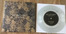 "CITY AND COLOUR - Covers, Pt. 3 7"" 2-Track CLEAR VINYL Alexisonfire Dallas Green"