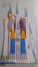 EK Success Castle Disney Fantasy Tinker Craft Scrapbook Sticker Embellishment
