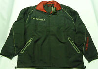 KOOGA CLUB SUIT PITCHSIDE/TRAINING RUGBY JACKET-NAVY/RED