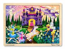 Melissa & Doug Fairy Fantasy Jigsaw Puzzle - 48 Pieces #3804 -New