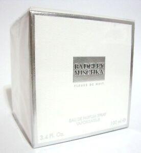 BADGLEY MISCHKA FLEURS DE NUIT WOMEN PERFUME 100 ML 3.4 FL OZ EDP SPRAY NIB