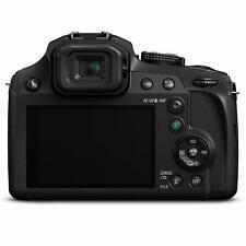 Panasonic LUMIX DC-FZ80 18.1MP Digital Camera - Black