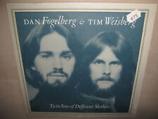 DAN FOGELBERG TIM WEISBERG Twin Sons of Different Mothers SEALED NEW Gatefold LP