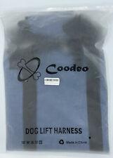 New listing Coodeo Dog Lift Harness, Pet Support/Rehabilitation Sling Lift Adjustable Xl