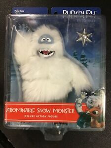 """Rudolph & Island of Misfit Toys Abominable Snow Monster Deluxe Action Figure 8"""""""