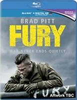 Fury Blu-Ray Nuovo (SBRC1463UV)