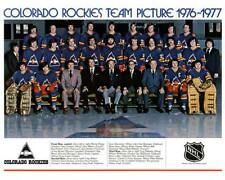 1977 COLORADO ROCKIES TEAM PHOTO 8X10