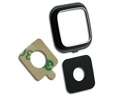 For Samsung Galaxy Note 4 N910 Back Camera Black Glass Lens Ring Cover Fix Part