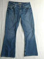 BKE Culture Women's Bootcut Denim Jeans Size 29 x 29 1/2 MEDIUM WASH
