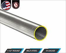 1 12 Round Metal Tube Mild Steel 16 Gauge Erw 24 Long 2 Ft