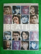Beatles 10 years that shook the world 2004 Mojo Magazine HB 1st ed book