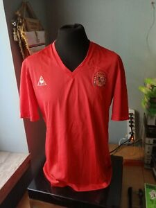 Maglia Jersey Camiseta Spagna Espana Football Team Home 80' rarissima size XL