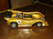 Politoys S9 MCLAREN CHEVROLET M8F CAN AM Diecast Model Car Made in Italy 1/26