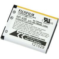 Fujifilm NP-45B Akku FinePix AX300 AX250 XP10 XP70 XP135 XP130 XP140 XP130 XP120
