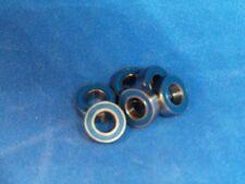 Kugellager gedichtet 10x5x4 mm blau 2 Stück