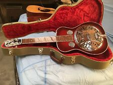 Robert Lawerence Deluxe Dobro w/ Hard Shell Case USA Made