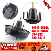 US!Black Power Brake Booster Fit For 2000-2006 Toyota Tundra 44610-0C010 53-4902