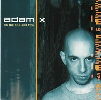 Adam X-On the One and Two CD Import  New