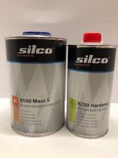 European Clear Coat 45% Solids 2K 2:1 Mix (Quart) High Gloss W/ Medium Hardener