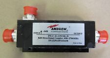 ANDREW COMMSCOPE CO. PN: C-8-CPUSE-N, 8dB DIRECTIONAL COUPLER