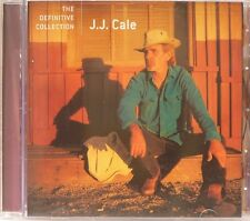 J.J. Cale  The Definitive Collection  Best Of  20 Track CD  2006 Blues Rock VGC