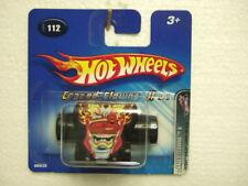 Hotwheels 2005 CC II #112 FATBAX SHELBY COBRA 427 S/C, on short card,