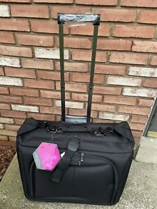 Delsey Trolley Garment Bag Helium 250 GX Deluxe New with Tags Lightweight