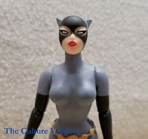 """Catwoman - DC Direct Batman the Animated Series - 6"""" Loose Figure"""