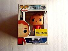 Funko Pop! Scotty (Star Trek Beyond) 352 Vaulted