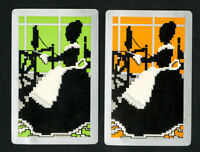 Art Deco Spinster Playing Cards VF 1932
