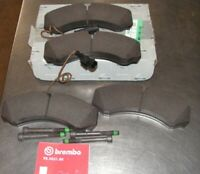 Nissan Cabstar (F24) Set Of Rear Brake Pads Part Number D4060-MB40A