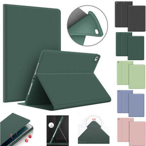For iPad 5/6/7/8/9th Gen Air Mini 3 4 Pro 11 Flip Leather Smart Stand Case Cover