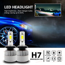 H7 Hi/Lo 6000K LED Headlight Upgrade Kit Bulbs to suit BMW F30 3-Series Canbus