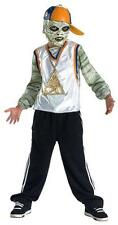 Wrapper Mummy Rap Star Time Child Costume Large 10-12