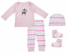 Ensembles nouveau-né pour fille de 0 à 24 mois en 100% coton