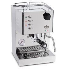 Quickmill quick Mill 4100 Pippa ESPRESSO & CAPPUCCINO COFFEE MAKER MACCHINA 220 V