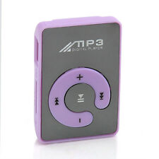 New Mp3 Music Player Mini Clip USB Digital Support 8GB SD TF Memory Card Fashion
