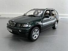 BMW X5 (E53) 4.4i Kyosho 1:18 grün / green  Dealer Edition OVP SUV
