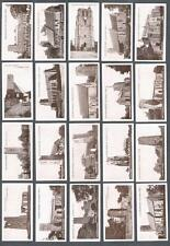 1912 Churchman East Suffolk Black Front Tobacco Cards Complete Set of 50