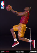 Paul George Hickory Red & Gold McFarlane Nba Series 29 Free Fast Shipment