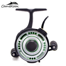 CAMEKOON FL501L Inline Ice Fishing Reel - 2.5:1 Gear Ratio - Left Hand Retrieve
