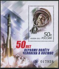 Russia-2011 The 50th anniversary of Yuri Gagarin's flight into space