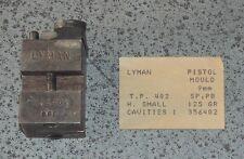Lyman (1-cavity) Mold-(358-402)
