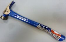 VAUGHAN CFB2HCM 19 oz. CURVED Blue Max California Framing Hammer Milled Face NEW
