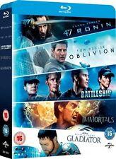 Morgan Freeman Box Set DVD & Blu-ray Movies