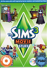 The Sims 3 Movie Origin Code CD KEY WORLDWIDE REGION FREE