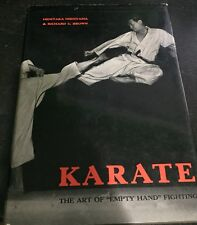 Karate The Art of Empty Hand Fighting Hidetaka Nishiyama Richard C Brown