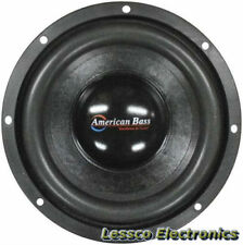 American Bass XD 300W 6.5-inch High Performance Car Audio Subwoofer