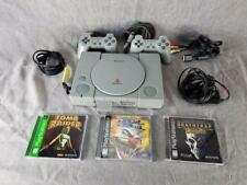 Sony PlayStation Launch Edition Console SCPH-1001 -3 Action Games -Twisted Metal